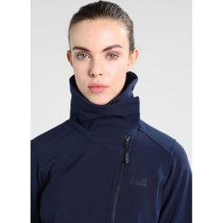 Jack Wolfskin VALLEY Kurtka z polaru midnight blue. Niebieskie kurtki sportowe damskie marki Jack Wolfskin, m, z elastanu. W wyprzedaży za 263,40 zł.