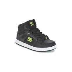Buty Dziecko DC Shoes  PURE HT SE B SHOE BCM. Czarne trampki chłopięce DC Shoes. Za 233,10 zł.