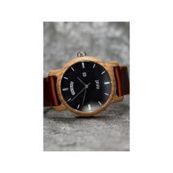 Drewniany zegarek męski Knight 43mm N081. Szare zegarki męskie Neatbrand. Za 599,00 zł.
