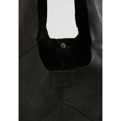Topshop SANDRA TOTE Torba na zakupy black. Czarne torebki klasyczne damskie Topshop. Za 219,00 zł.