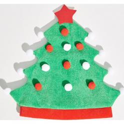 Świąteczna czapka - Wielobarwn. Szare czapki damskie marki Sinsay. Za 12,99 zł.