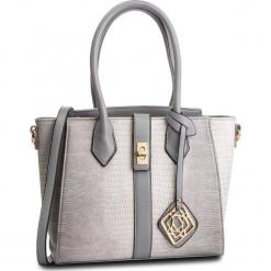 Torebka WITTCHEN - 87-4Y-775-8 Szary. Szare torebki klasyczne damskie Wittchen, ze skóry ekologicznej. W wyprzedaży za 209,00 zł.