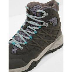 The North Face HIKE II GTX Buty trekkingowe dark grey. Szare buty trekkingowe damskie The North Face, z materiału. W wyprzedaży za 519,20 zł.