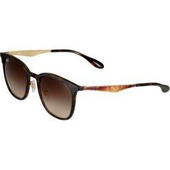 RayBan Okulary przeciwsłoneczne havana/matte havana. Szare okulary przeciwsłoneczne damskie lenonki marki Ray-Ban, z materiału. Za 599,00 zł.