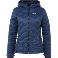 Icepeak VIVICA Kurtka Outdoor blue. Zielone kurtki damskie softshell Icepeak, z materiału, outdoorowe. Za 419,00 zł.