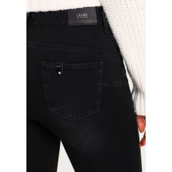 Liu Jo Jeans Jeans Skinny Fit denim black ama. Czarne boyfriendy damskie Liu Jo Jeans, z bawełny. Za 749,00 zł.