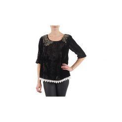 T-shirty z długim rękawem Lollipops  PILOW TOP. Czarne t-shirty damskie Lollipops, s. Za 496,30 zł.