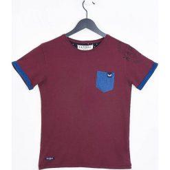 T-shirty chłopięce z krótkim rękawem: T-shirt z okrągłym dekoltem i krótkimi rękawami