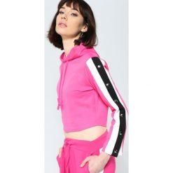 Bluzy rozpinane damskie: Fuksjowa Bluza Ultra Sporty