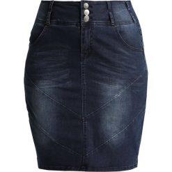 Spódniczki jeansowe: ADIA Spódnica ołówkowa  blue sandblast
