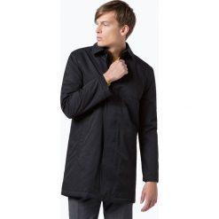 Mc Earl - Płaszcz męski, czarny. Brązowe płaszcze na zamek męskie marki Cropp, na zimę, l, sportowe. Za 249,95 zł.
