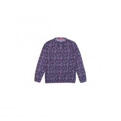 Bluzka tkanina ze ściągaczami we wzory. Szare bluzki damskie TXM, z tkaniny. Za 39,99 zł.