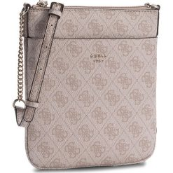 Torebka GUESS - Jolen (SG) Mini-Bag HWSG68 57700 STO. Brązowe listonoszki damskie marki Guess, z aplikacjami. W wyprzedaży za 249,00 zł.