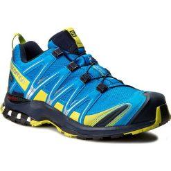 Buty sportowe męskie: Buty SALOMON – Xa Pro 3D Gtx GORE-TEX 393321 28 V0 Cloisonne/Navy Blazer/Sulphur Spring