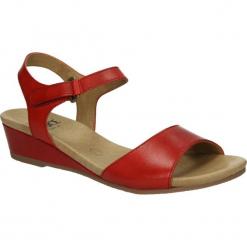 SANDAŁY CAPRICE 9-28207-24. Brązowe sandały damskie Caprice. Za 169,99 zł.