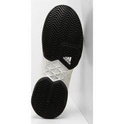 Adidas Performance BARRICADE 2018 Obuwie multicourt footwearwhite/coreblack/silver. Białe buty do tenisa męskie adidas Performance, z gumy. Za 649,00 zł.