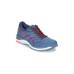 Buty do biegania Asics  GEL-CUMULUS 20. Niebieskie buty do biegania damskie Asics. Za 495,20 zł.