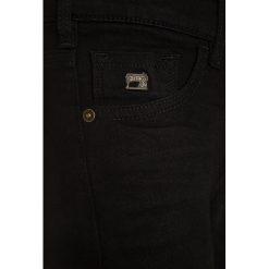 Scotch Shrunk STRUMMER  Jeans Skinny Fit clean black. Czarne jeansy dziewczęce Scotch Shrunk, z bawełny. W wyprzedaży za 207,20 zł.