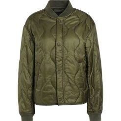 Polo Ralph Lauren RIPSTOP Kurtka Bomber berkshire green. Zielone bomberki damskie marki Polo Ralph Lauren, xs, z materiału. W wyprzedaży za 587,60 zł.