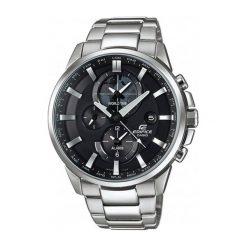 """Zegarki męskie: Zegarek """"ETD-310D-1AVUEF"""" w kolorze srebrno-czarnym"""