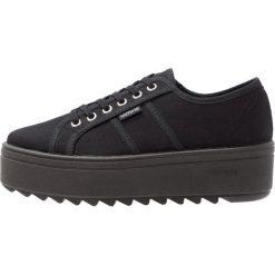 Trampki damskie slip on: Victoria Shoes BASKET LONA Tenisówki i Trampki black
