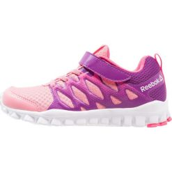 Buty sportowe dziewczęce: Reebok REALFLEX TRAIN 4.0 Obuwie treningowe squad pink/aubergine