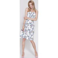 Sukienki: Biała Sukienka The Sun