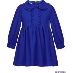Sukienka Zoe Blue. Niebieskie sukienki dziewczęce marki Pakamera. Za 160,00 zł.