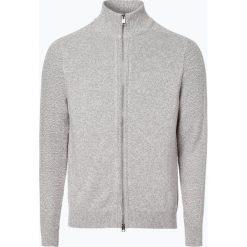 Swetry rozpinane męskie: Marc O'Polo – Kardigan męski, szary