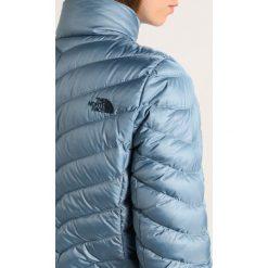 The North Face TREVAIL  Kurtka puchowa provincial blue. Różowe kurtki damskie puchowe marki The North Face, m, z nadrukiem, z bawełny. W wyprzedaży za 466,95 zł.