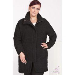Bomberki damskie: Dłuższa kurtka boucle II