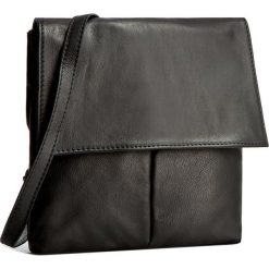Torebka CREOLE - RBI384 Czarny. Czarne listonoszki damskie marki Creole, ze skóry. W wyprzedaży za 159,00 zł.