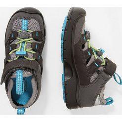 Keen HIKEPORT VENT Obuwie hikingowe magnet/greenery. Szare buty sportowe chłopięce marki Keen, z materiału. Za 299,00 zł.