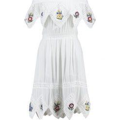 Sukienki hiszpanki: Topshop Petite Sukienka letnia white