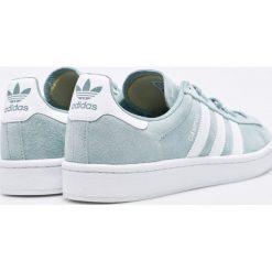 Adidas Originals - Buty. Szare halówki męskie adidas Originals, z materiału, na sznurówki. W wyprzedaży za 219,90 zł.
