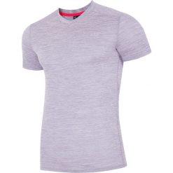 Odzież termoaktywna męska: Koszulka treningowa męska TSMF302 - chłodny jasny szary
