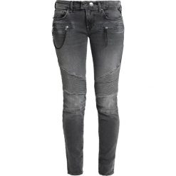 Replay PANTS Jeans Skinny Fit grey denim. Niebieskie jeansy damskie relaxed fit marki Replay. Za 829,00 zł.