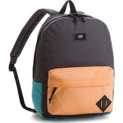 Plecak VANS - Old Skool II Ba VN000ONIPF1 Asphalt C. Szare plecaki męskie Vans, z materiału, sportowe. W wyprzedaży za 119,00 zł.