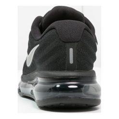 Nike Performance AIR MAX 2017 Obuwie do biegania treningowe black/white/anthracite. Czarne buty do biegania damskie Nike Performance, z materiału. Za 799,00 zł.