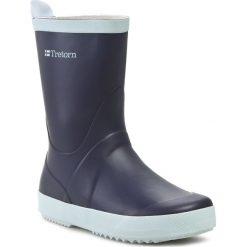 Kalosze TRETORN - Wings 47 280080 Blue. Niebieskie buty zimowe damskie Tretorn, z kauczuku. Za 269,00 zł.