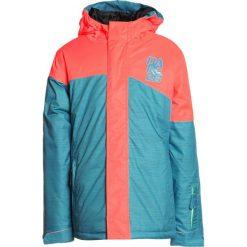 Dare 2B WISEGUY  Kurtka narciarska aqua/frycorl. Niebieskie kurtki chłopięce Dare 2b, z materiału, narciarskie. W wyprzedaży za 239,20 zł.