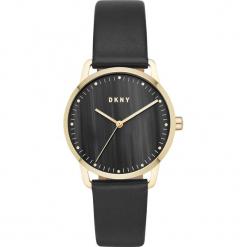Zegarek DKNY - Greenpoint NY2759 Black/Gold. Czarne zegarki damskie DKNY. Za 669,00 zł.