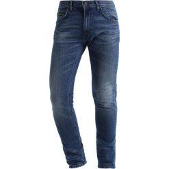 Spodnie męskie: Lee LUKE ZIP POCKET Jeansy Slim Fit blue denim