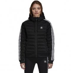 Kurtka adidas Slim Jacket (DH4587). Czarne kurtki damskie Adidas, z materiału. Za 399,99 zł.