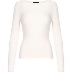 Kremowy Sweter Book Of Your Heart. Białe swetry klasyczne damskie Born2be, na jesień, l. Za 39,99 zł.