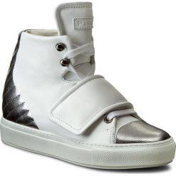 Sneakersy PINKO - Girasole 1H208B Y2KY Z04. Białe sneakersy damskie Pinko, ze skóry. W wyprzedaży za 819,00 zł.