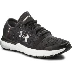 Buty UNDER ARMOUR - Ua W Speedform Gemini Vent 3020663-002 Blk/Noir. Czarne buty do biegania damskie Under Armour, z gumy. W wyprzedaży za 339,00 zł.