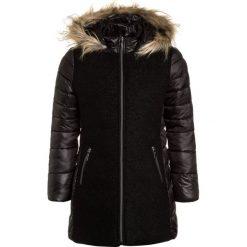OVS COAT HOOD Płaszcz zimowy meteorite. Czarne kurtki chłopięce marki OVS, z materiału. W wyprzedaży za 199,20 zł.
