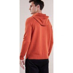 Swetry klasyczne męskie: Falke Sweter orange