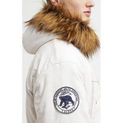 Alpha Industries Kurtka zimowa offwhire. Czarne kurtki męskie zimowe marki Alpha Industries, m, z aplikacjami. Za 899,00 zł.